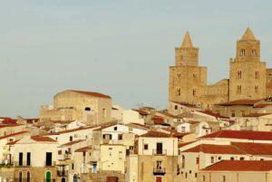 Duomo e case, Cefalu