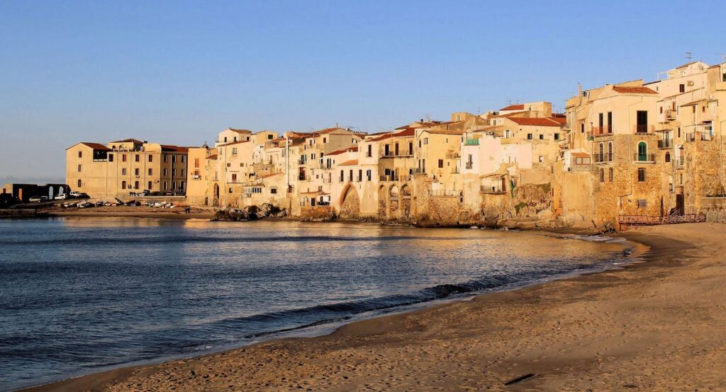 Spiaggia lungomare