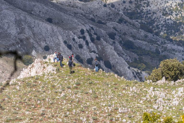 Escursione montagne Madonite